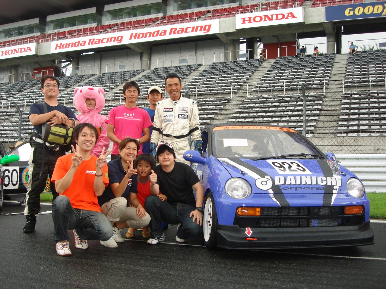 軽4GP富士1000Km耐久レース2012